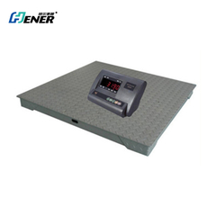 Double Deck Platform Floor Scale
